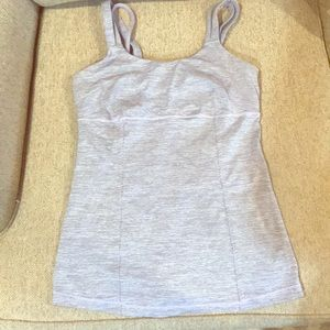 Lululemon workout top